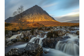"fot. Tim Day ""Etive Mor"", 1. miejsce w kategorii Landcapes / Mobile Photography Awards 2018"