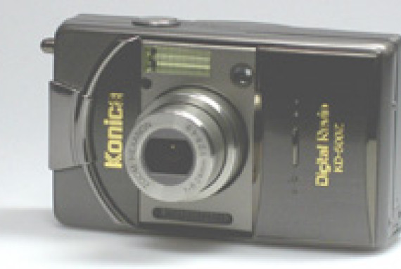 Konica Digital Revio KD-500Z