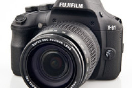 Fujifilm FinePix X-S1 - test