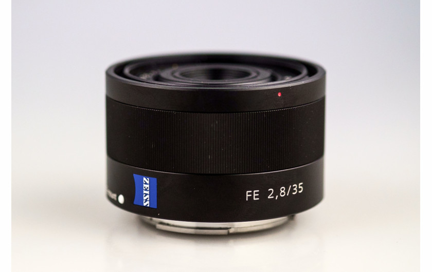 Sony Zeiss Sonnar T* FE 35 mm F2,8 ZA