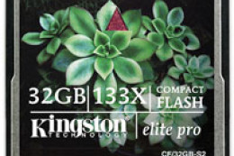 Kingston CF Elite Pro 32 GB