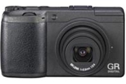 Ricoh GR Digital II - firmware 2.03