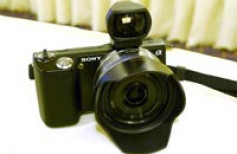 Sony NEX-5, NEX-3 - hands-on