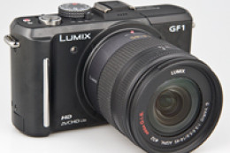 Panasonic Lumix GF1 - test