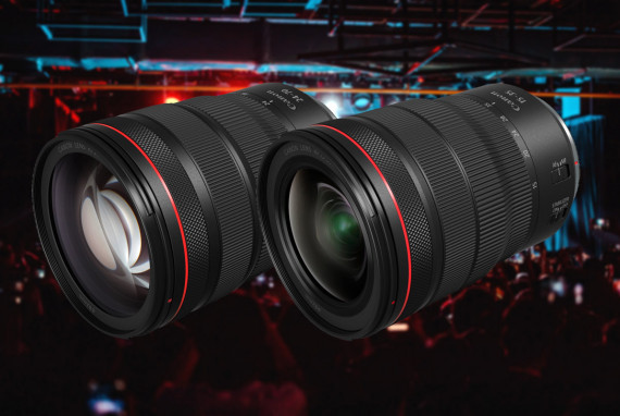 Canon RF 15-35 mm f/2.8L IS USM i RF 24-70 mm f/2.8L IS USM - reporterskie zoomy wkraczają do systemu R