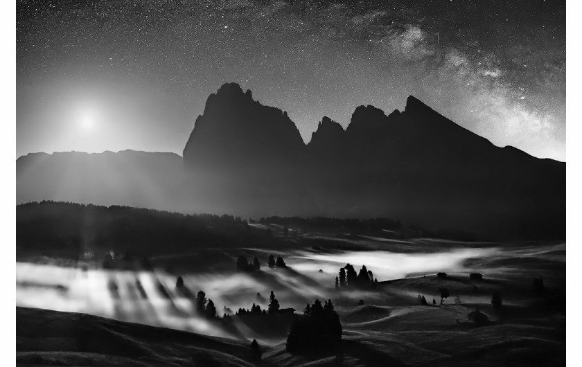 fot. Isabella Tabacchi, The magic of the night, 1. miejsce w kategorii Landscapes