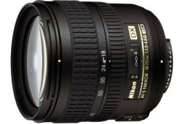 AF-S DX Zoom Nikkor 18-70mm f/3,5-4,5G IF-ED