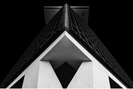 "fot. Maik Koerhuis, z cyklu ""Black&White City View Part II"", 2. nagroda w kategorii Architecture / Monovisions Photography Awards 2019"