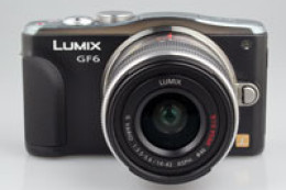 Panasonic Lumix GF6 - test