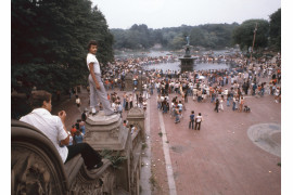 "fotograf nieznany, ""Fiesta Folclorica"", Central Park / NYC Park Photo Archive"