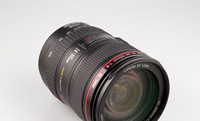 Canon EF 24-105 mm f/4L IS USM - test
