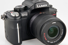 Panasonic Lumix DMC-GH2 - test