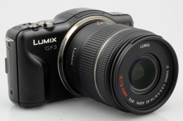Panasonic Lumix GF3 - test
