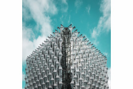 1 miejsce: Architecture - Katherine Young