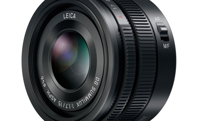 Panasonic Leica DG Summilux 15mm f/1,7 ASPH.