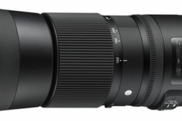 Sigma 150-600 mm f/5-6,3 DG OS HSM Contemporary