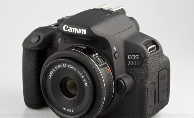 Canon EF 40mm f/2.8 STM - test