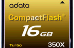 A-Data Compact Flash - nowe karty, nowe rekordy