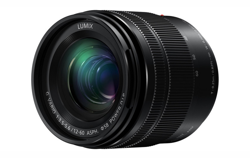 Lumix G Vario 12-60 mm f/3.5-5.6 Power OIS