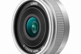 Panasonic Lumix G 14 mm f/2,5 II ASPH.