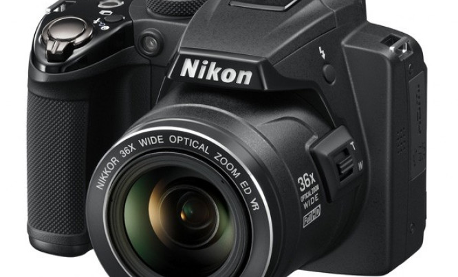 Nikon Coolpix P500 - 36-krotny superzoom