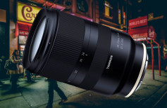 Tamron 28-75 mm f/2.8 Di III RXD - producent zapowiada reporterski zoom do Sony E