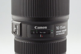Canon 16-35 mm f/4L IS USM konstrukcja