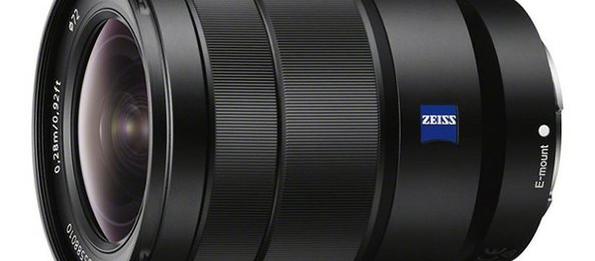 Sony Zeiss FE 16-35mm f/4 ZA OSS
