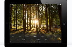 Adobe Lightroom mobile na tablety iPad