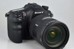 Sony SLT-A99 - test