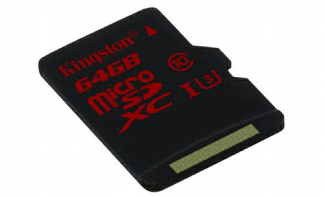 Kingston SDHC/SDXC UHS-I U3 128 GB