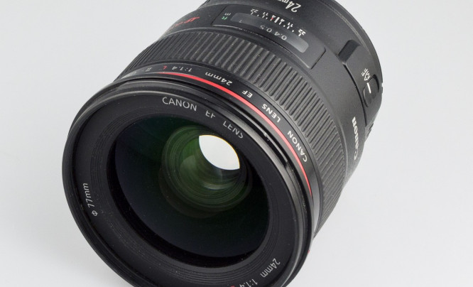Canon EF 24mm f/1,4 L II - test