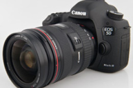 Canon EOS 5D Mark III - test