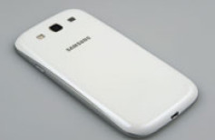 Samsung Galaxy SIII - test
