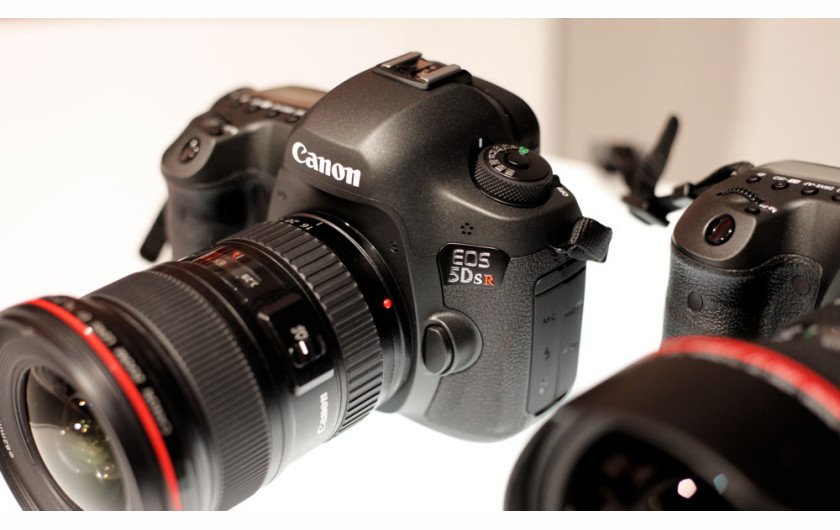 Canon EOS 5Ds/5Ds R