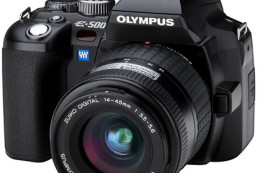 Olympus E-500 - firmware 1.2