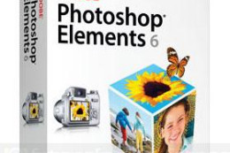 Adobe Photoshop Elements 6 - na razie tylko na Windowsy