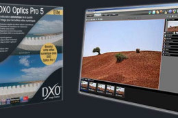 DXO Optics Pro 5 - alternatywa dla Photoshop Lighroom