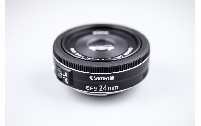 Canon 24 mm f/2.8 EF-S STM