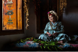 "fot. F. Dilek Uyar, III miejsce w kategorii ""Journeys & Adventures"" Siena International Photo Awards 2019"