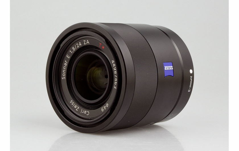 Sony Carl Zeiss Sonnar T* E 24 mm f/1,8 ZA