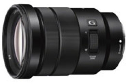 Sony E PZ 18-105 mm f/4 G OSS