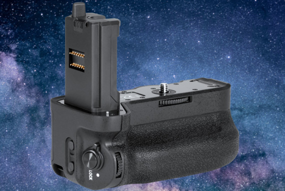 Nowe gripy i battery packi Newell do aparatów Sony, Canon i kamer Blackmagic