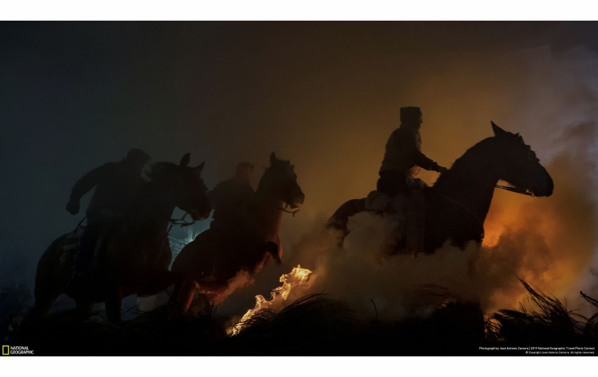José Antonio Zamora, HORSES - III miejsce w kategorii People | National Geographic Travel Photographer of the Year 2019