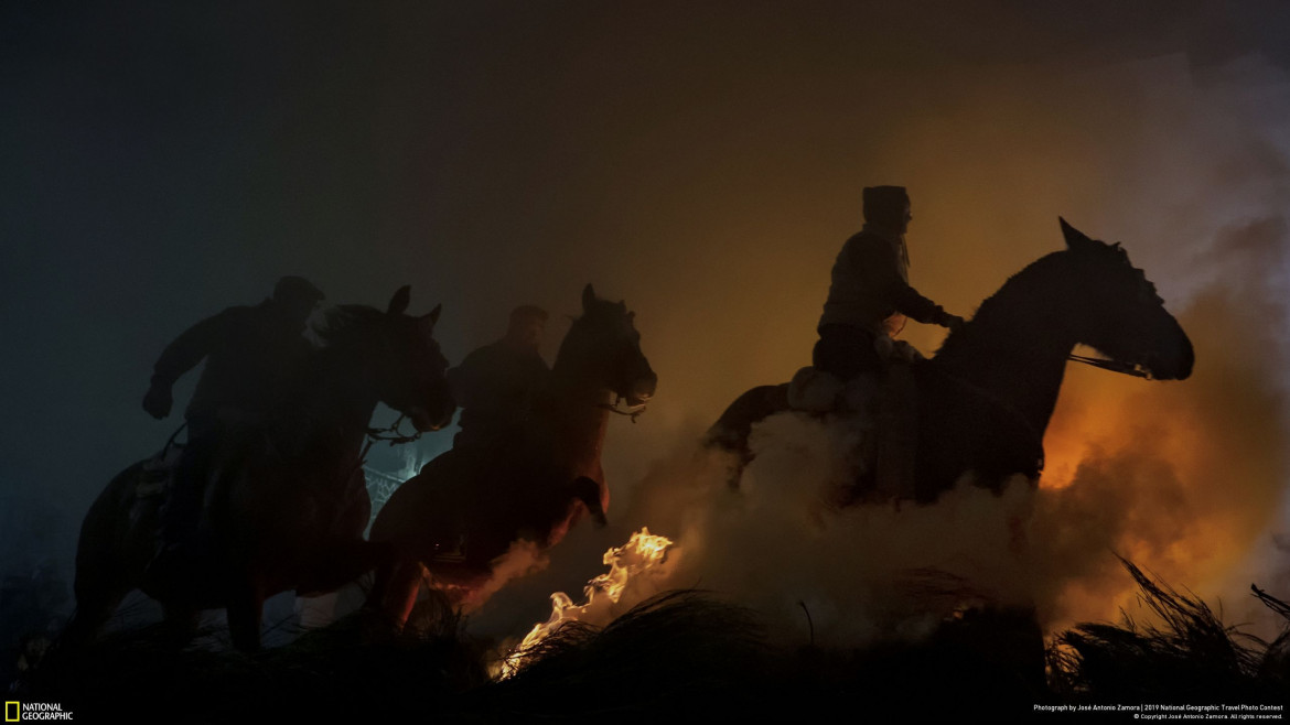 "José Antonio Zamora, ""HORSES"" - III miejsce w kategorii ""People"" 