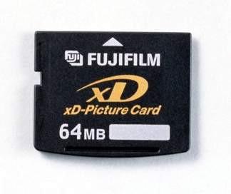 Xd Picture Card Od Fujifilm