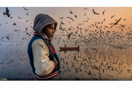 "Navin Vatsa, ""MOOD"" - wyróżnienie w kategorii ""People"" 
