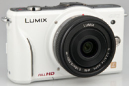 Panasonic Lumix DMC-GF2 - test