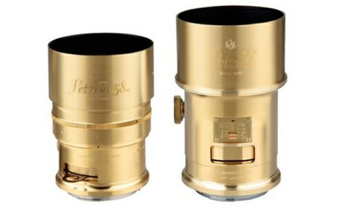 Lomography New Petzval 58 mm f/1,9 Bokeh Control