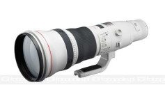 Canon EF 200mm f/2L IS USM i EF 800mm f/5.6L IS USM - nowe teleobiektywy Canona